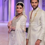 Teena BY Hina Butt Collection At Pantene Bridal Couture Week 2013 005