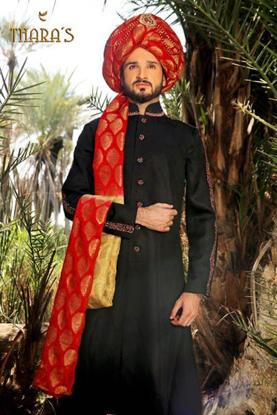 Thara's Sherwani Collection 2103 For Men 006