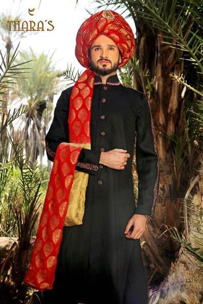 Thara's Sherwani Collection 2103 For Men 006