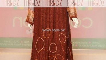 Thredz Chiffon Collection 2013 for Women