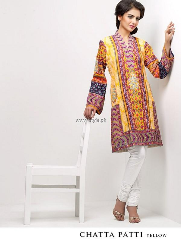 Vaneeza V Lawn 2013 for Women and Girls 001 - vaneeza-v-lawn 2013