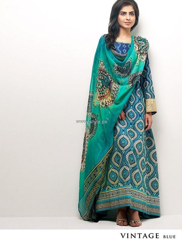 Vaneeza V Lawn 2013 for Women and Girls 009 - vaneeza-v-lawn 2013