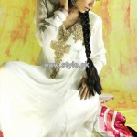 Wajahat Mansoor Formal Wear Dresses 2013 For Women 003