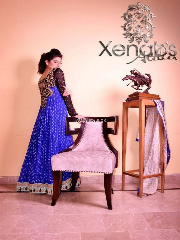 Xenab's Atelier New Formal Dresses Collection 2013