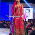 Zaheer Abbas At Pantene Bridal Couture Week 2013 004
