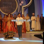 Zaheer Abbas At Pantene Bridal Couture Week 2013 006