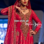Zaheer Abbas Showcased At Pantene Bridal Couture Week 2013 007