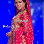 Zaheer Abbas Showcased At Pantene Bridal Couture Week 2013 010