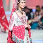 Zainab Chottani Bridal Collection at BCW 2013 002
