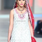 Zainab Chottani Bridal Collection at BCW 2013 004