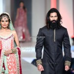 Zainab Chottani Bridal Collection at BCW 2013 006