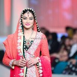Zainab Chottani Bridal Collection at BCW 2013 007