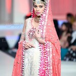 Zainab Chottani Bridal Collection at BCW 2013 010