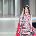 Zainab Chottani Bridal Collection at BCW 2013 013