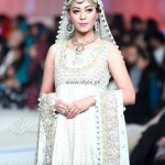 Zainab Chottani Bridal Collection at BCW 2013 014