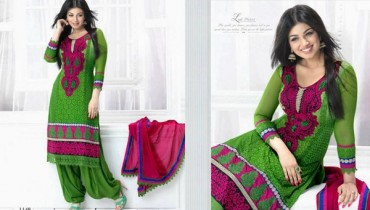 Aashri Creations Party Wear Collection 2013 For Women 001