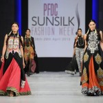 Akif Mahmood Collection At PFDC Sunsilk Fashion Week 2013 -001