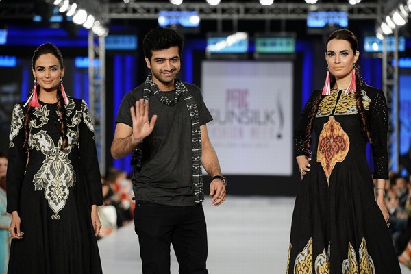 Akif Mahmood Collection At PFDC Sunsilk Fashion Week 2013 004