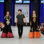 Akif Mahmood Collection At PFDC Sunsilk Fashion Week 2013006