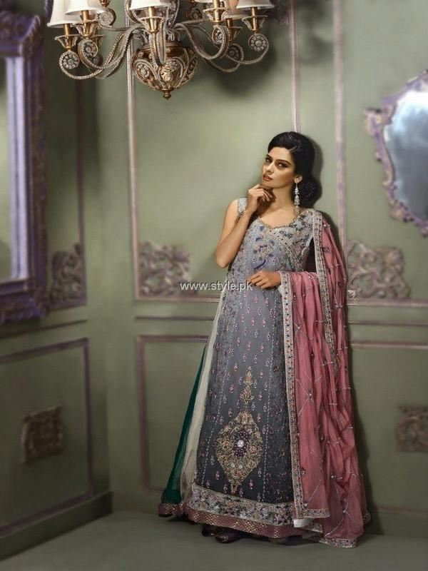 Amna Ajmal Bridal Wear Collection 2013 for Women