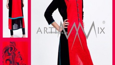 Artimmix Casual Wear Dresses 2013 for Girls