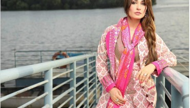 Deeba Lawn 2013 by Shariq Textiles for Women