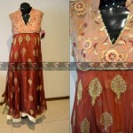 Deepak Perwani Formal Wear Collection 2013 For Women 004