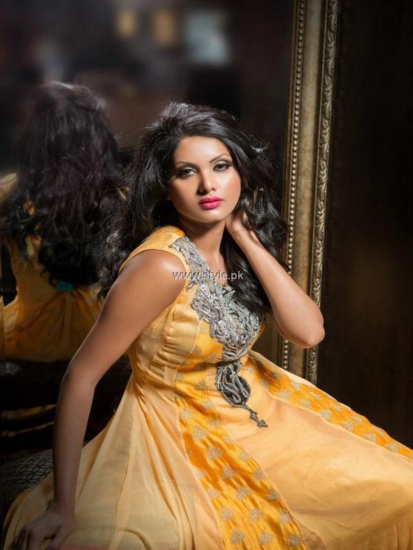 Dhaagay by Madiha Malik Formal Wear Collection 2013