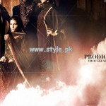 Fahad Hussayn Raat Raakh Arrivals 2013 For Women 004