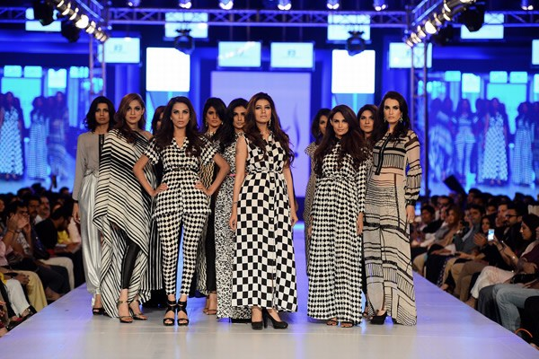 Feeha Jamshed Collection At PFDC Sunsilk Fashion Week 2013 005