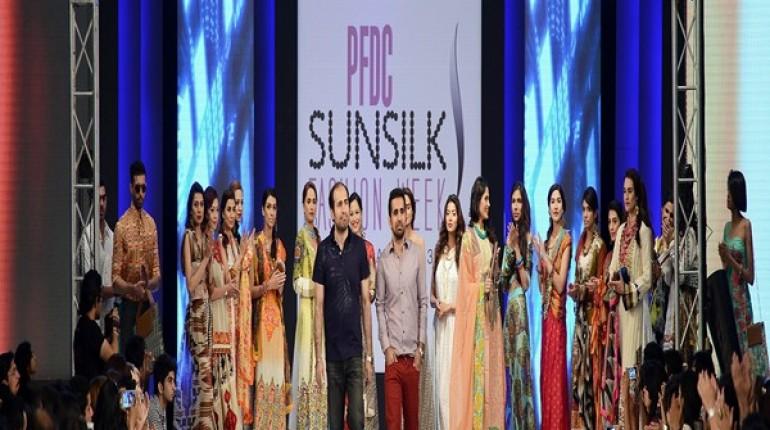 Firdous Cloth Mills at PFDC Sunsilk Fashion Week 2013