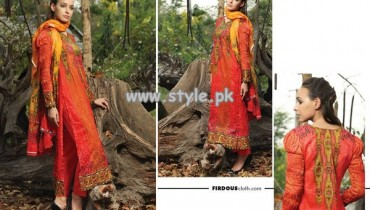 Firdous Fashion Summer Collection 2013 012