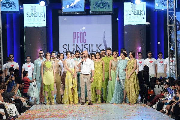 HSY Collection At PFDC Sunsilk Fashion Week 2013 009