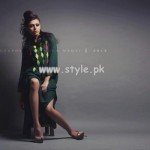 Ishtiaq Afzal Summer Fashion Collection 2013 For Women 007