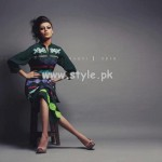 Ishtiaq Afzal Summer Fashion Collection 2013 For Women