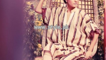 Jannat and Sadaf Summer Dresses For Women 2013 007