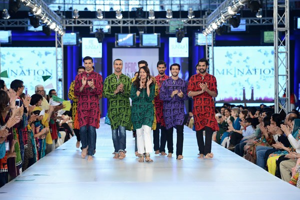 Karma Collection At PFDC Sunsilk Fashion Week 2013 004