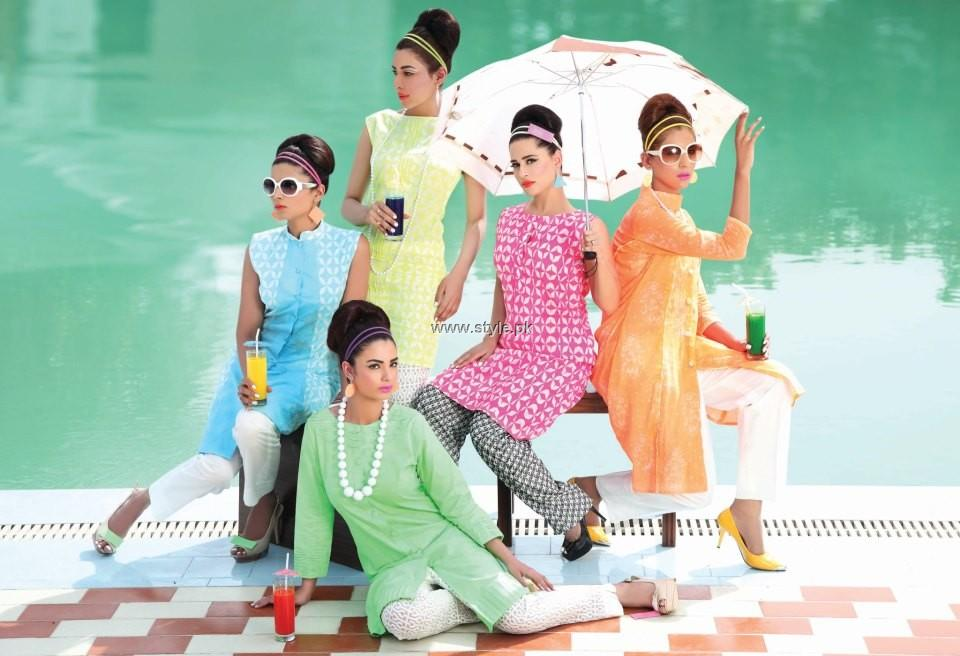 Kayseria Summer 2013 Fluorescent Collection for Girls 012 pakistani dresses