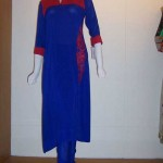 Laal Aur Dhani Party Wear Collection 2013 For Women 0010