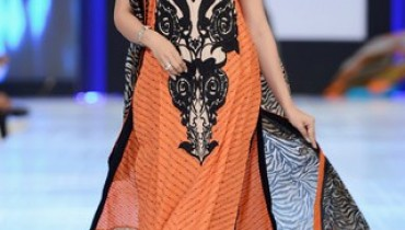 Lakhani Collection At PFDC Sunsilk Fashion Week 2013 001