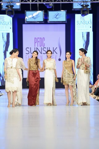 Layla Chatoor Collection At PFDC Sunsilk Fashion Week 2013 0010