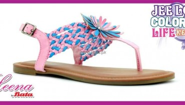 Leena by Bata Summer Collection 2013 for Women