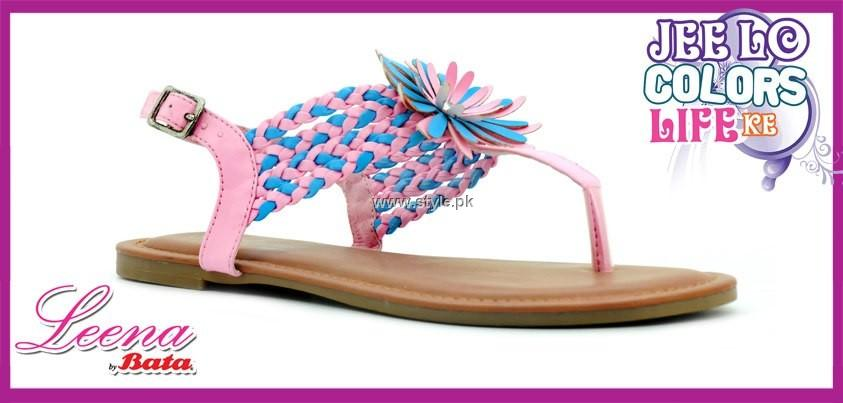 Leena by Bata Summer Collection 2013 for Women 001 shoes