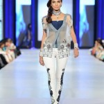Mahgul For Nasreen Shaikh Collection At PFDC Sunsilk Fashion Week 2013 006