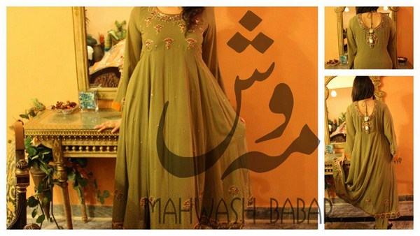 Mahwash Babar Summer Collection 2013 For Women 0013