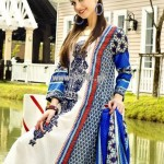 Mausummery Latest Lawn Collection 2013 Volume 2 012