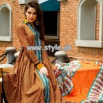 Mausummery Latest Lawn Collection 2013 Volume 2 013