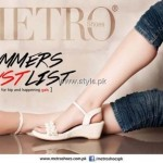 Metro Shoes Summer 2013 Collection for Women 011