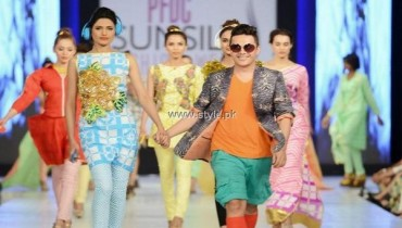 Mohsin Ali Collection at PFDC Sunsilk Fashion Week 2013