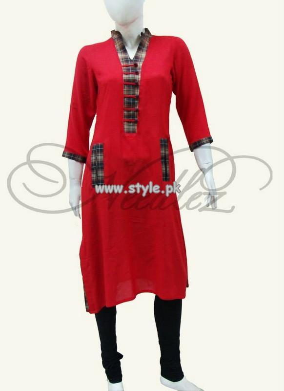 Needlez by Shalimar New Summer Dresses 2013 For Girls 001